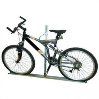 EAL Fahrrad-Wandhalter-Schiene
