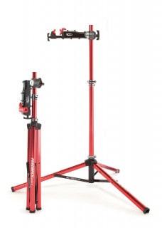 Feedback Sports Fahrrad-Montageständer Pro Elite Farbe rot
