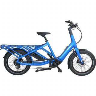 "Kettler Familiano L-N Cargo E-Bike 20"""