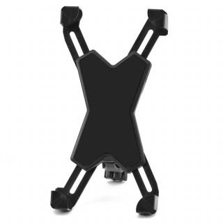 Lunivo Fahrrad-Smartphonehalterung schwarz