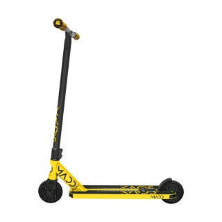 Madd Gear Kick Kaos Stuntscooter gold