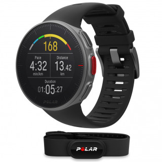 Polar Vantage V HR GPS-Multisportuhr inkl. H10 Herzfrequenz-Sensor