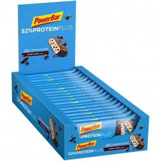 Powerbar 52% Protein Plus Eiweißriegel Box (20 x 50 g)