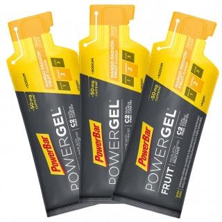 Powerbar Powergel Fruit Energy-Gel 3er-Set (3 x 41 g)