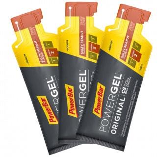 Powerbar Powergel Original Energy-Gel 3er-Set (3 x 41 g)