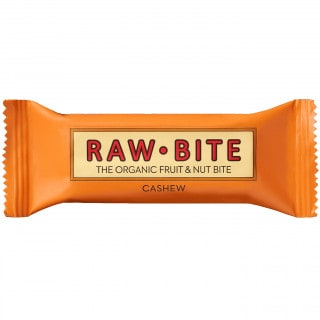 Raw Bite The Organic Fruit Nut Bite Energieriegel vegan (50 g)