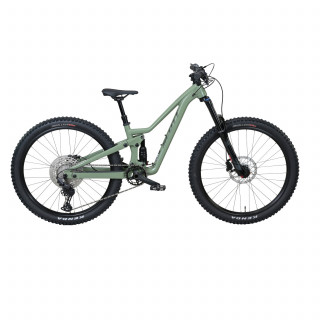 Scott Ransom 600 Jugendbike Fully MTB