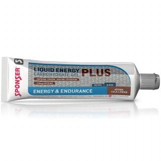 Sponser Liquid Energy Plus Cola-Lemon Energie-Gel Tube (70 g) Neutral