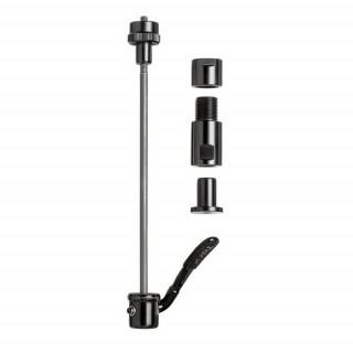 Tacx T-2840  Neo/Flux Steckachsen-Adapter-Set (135 x 10 mm) Rollentrainer-Zubehör