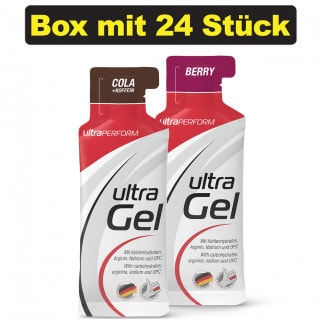 Ultrasports Ultraperform Ultragel Box (24 x 35 g)