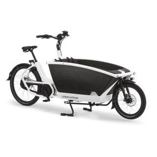Urban Arrow Family Cargo E-Bike Lastenrad 2021 schwarz