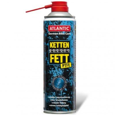 Atlantic Kettenfett mit PTFE Kettenöl (500 ml)