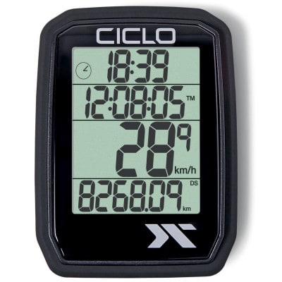 Ciclosport Protos 205 Fahrradcomputer kabellos