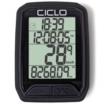 Ciclosport Protos 213 Fahrradcomputer kabellos