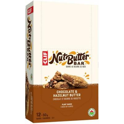 Clif Bar Nut Butter Filled Energieriegel Box (12 x 50 g)