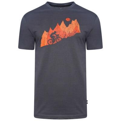 Dare2b Determine Tee Rad Shirt kurzarm Herren