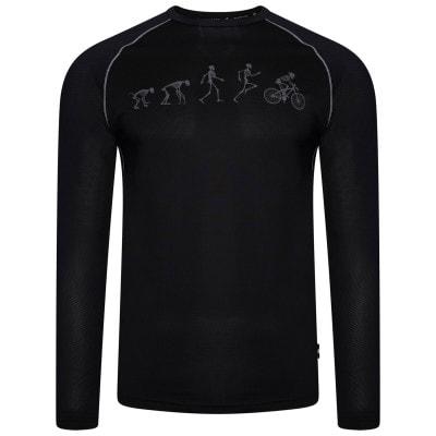 Dare2b Righteous Rad Shirt langarm Herren