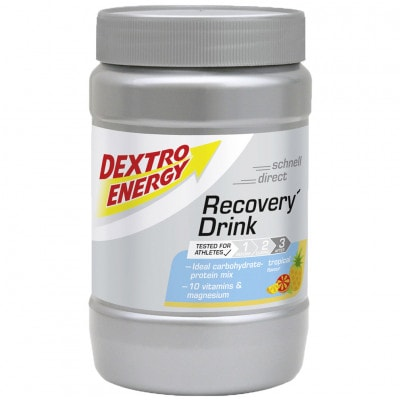 Dextro Energy Recovery Drink Getränkepulver Dose (356 g)
