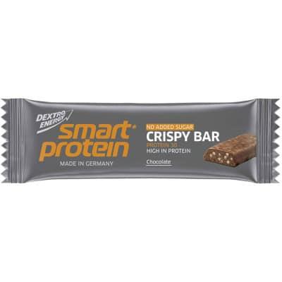Dextro Energy Smart Protein Crispy Bar Eiweiß-Riegel Box (15 x 45 g)