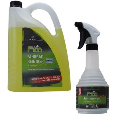 Dr. Wack F100 Fahrradreiniger Kanister (2800 ml) + Pumpflasche