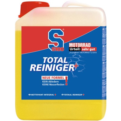 Dr. Wack S100 Total Reiniger+ Motorradreiniger (2000 ml)