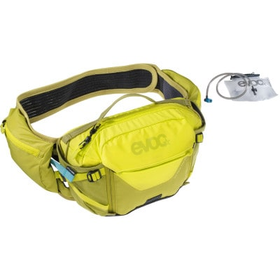 Evoc Hip Pack Pro 3l Fahrrad-Hüfttasche + Trinkblase