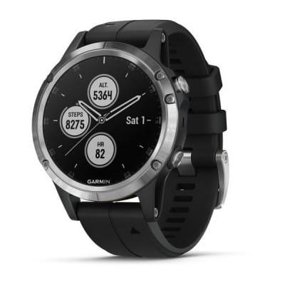Garmin Fenix 5 Plus Multisport-Smartwatch