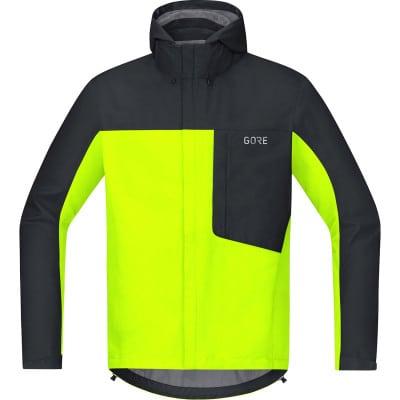 Gore Tex C3 Paclite Fahrrad-Regenjacke Herren