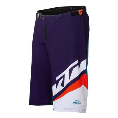 KTM Enduro Bike-Shorts Herren