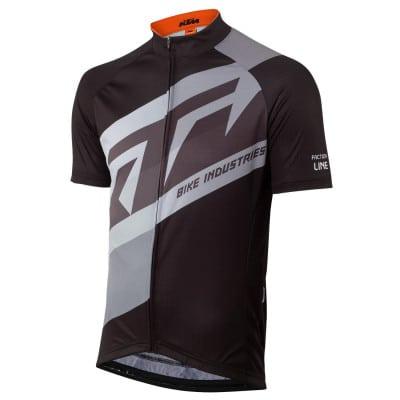 KTM Factory Line Jersey Short Sleeve Sommertrikot Herren