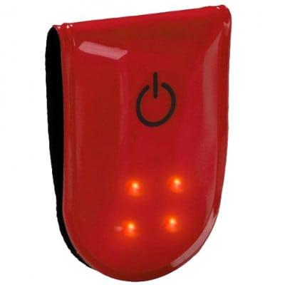 Lunivo Magnet Light Reflex-Clip Rot