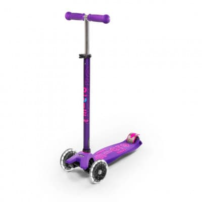 Micro Deluxe LED Scooter