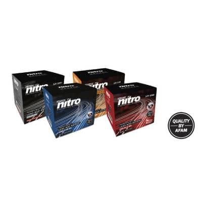 Nitro 12V 12AH Batterie