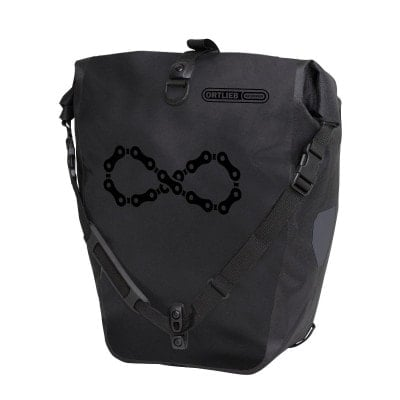 Ortlieb Back-Roller Design Fahrrad-Packtasche