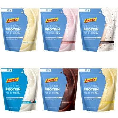 Powerbar Deluxe Protein Eiweißpulver (500 g)