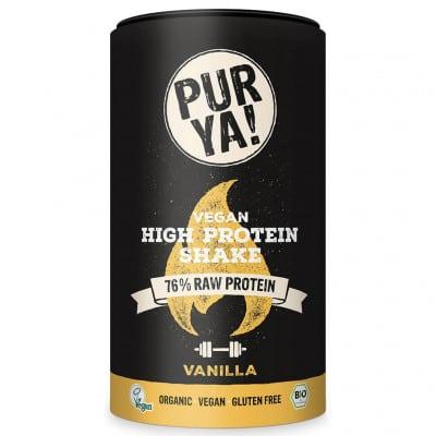 PUR YA! Vegan High Protein Shake Eiweißpulver (550 g)