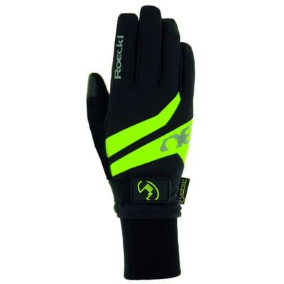 Roeckl Rocca GTX Fahrrad Handschuhe lang