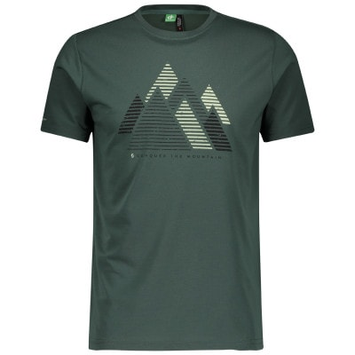 Scott Defined Dri Graphic S/SL Rad Shirt kurzarm Herren