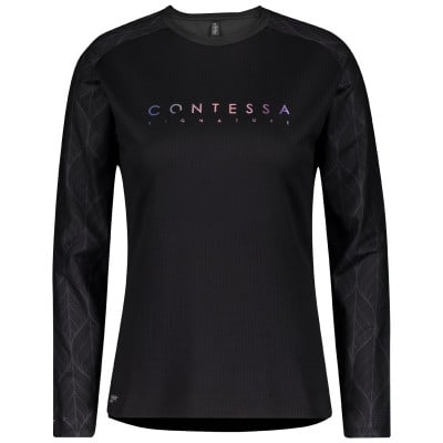 Scott Trail Contessa Sign. L/LS Rad Shirt langarm Damen