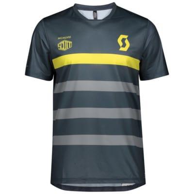 Scott Trail Flow Pro S/SL Shirt Herren