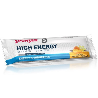 Sponser High Energy Bar Energieriegel (45 g)