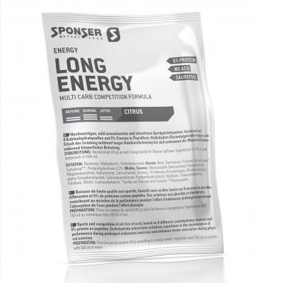 Sponser Long Energy 5 % isotonisches Getränkepulver (60 g)