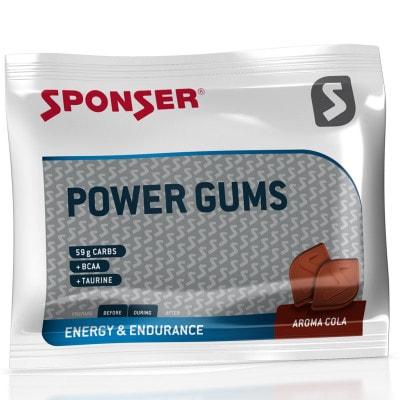 Sponser Power Gums Fruchtgummi (75 g)