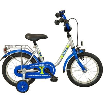 Streety Polizei Kinderrad 14