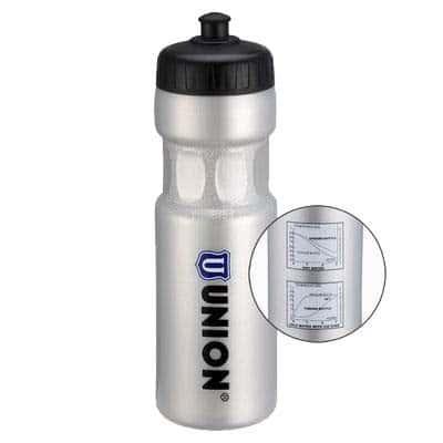 Union BOT-02 Thermo Fahrrad-Trinkflasche (450 ml)