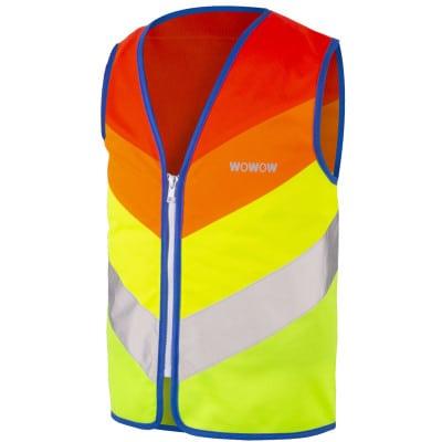 Wowow Rainbow Jacket Kinder-Sicherheitsweste