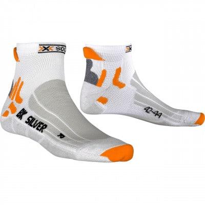 X-Socks Biking Silver Fahrrad Socken