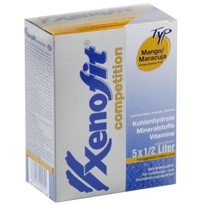 Xenofit Competition isotonisches Getränkepulver (5 x 42 g)