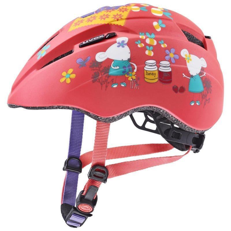 uvex kid 2 Kinder Radhelm Kleinkinder Fahrradhelm Kids Helm Schutzhelm S414306